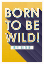 Presswork Born To Be Wild