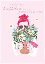 Belle Unbeleafable Birthday