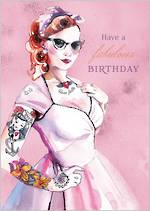 Touch of Ink Fabulous Birthday