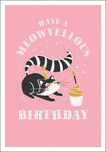 Cool For Cats Meowvellous Birthday