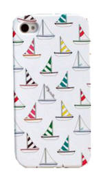 Amy Ruth Sailboat iPhone 5 Case