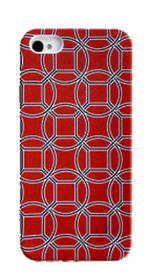 Amy Ruth Circle Sqre iPhone 5 Case