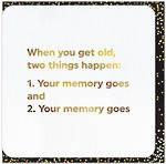 Quotish Memory Goes