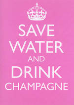 Keep Calm Save Water