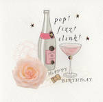 Quill Pop Fizz Clink Birthday
