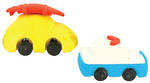 Novelty Eraser Set Small Cars