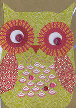 Cinnamon Aitch Hello Sunshine Owl