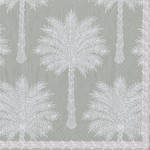Lunch Napkins Caspari Grand Palms Grey