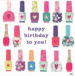 Kirstie Allsopp Birthday Nailpolish