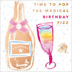 Sassafras Birthday Fizz Champers