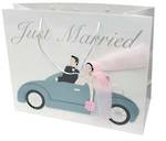 Sale Gift Bag Medium - Just Married