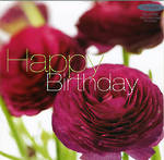 Female Birthday Card: Fab Flowers Pink Roses