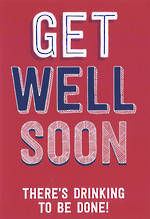 Get Well Card Allsorts