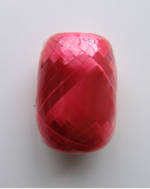 Ribbon Poly Egg Red 5mm/20m