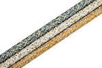 Roll Wrap Assorted Foil Confetti 2m