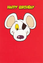 Danger Mouse Happy Birthday Danger Mouse