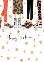 Catwalk Birthday Sneakers