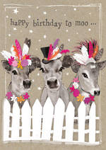 Fancy Pants Birthday Cows