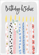 Meadow Birthday Candles