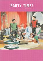 Gerry Anderson Party Time