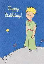 Little Prince Happy Birthday Plnt