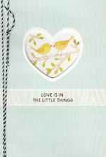 Anniversary Card Hallmark Little Things