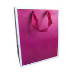 Medium Gift Bag Raspberry
