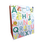 Large Gift Bag Baby Alphabet