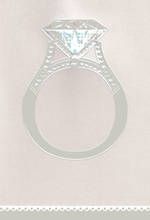Engagement Card Hallmark Diamond Ring