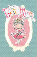 Mum Birthday Card Hallmark Cartoon Girl