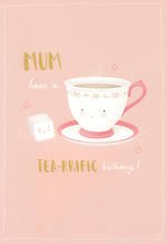 Mum Birthday Card Hallmark Teariffic