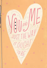 Wife Birthday Card Hallmark You & Me