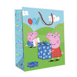 Large Gift Bag Hallmark Peppa Pig