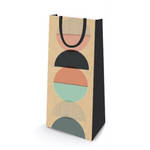 Bottle Gift Bag Kraft Balance