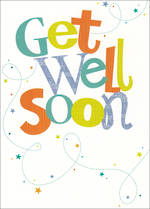 Get Well Card Hallmark Bright