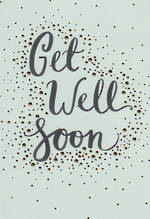 Get Well Card Hallmark Get Well Soon
