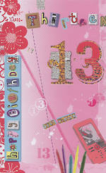 Hallmark Value Age 13 Girl Mobile Phone