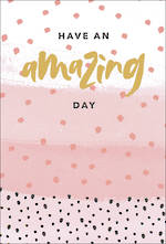 Happy By Hallmark Amazing Day