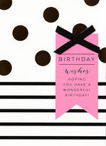Hallmark Hot Press Birthday Wishes