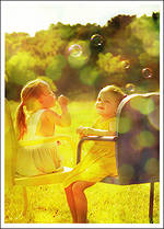 Simply Sweet Kids Girl Bubbles