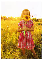 Simply Sweet Kids Sunflower