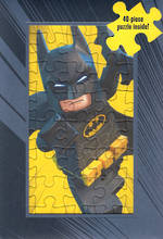 Hallmark Interactive Birthday Card Boy Lego Batman Puzzle