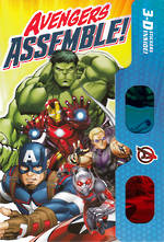 Hallmark Interactive Birthday Card Boy Avengers 3D