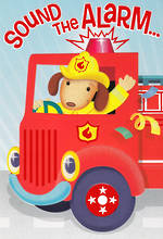 Kids' Birthday Card Boy Sound The Alarm