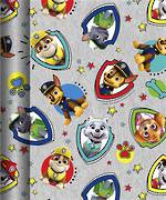 Roll Wrap Hallmark Paw Patrol Box of 24, 3m
