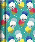 Hallmark Roll Wrap Balloons Box of 24, 3m