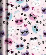 Roll Wrap Value Cool Cats Box Of 20, 3m