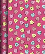 Roll Wrap Value Pink Sweet Box Of 20, 3m