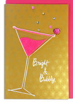 Hallmark Signature Birthday Female Bubbly