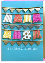 Hallmark Signature Birthday Female Bunting